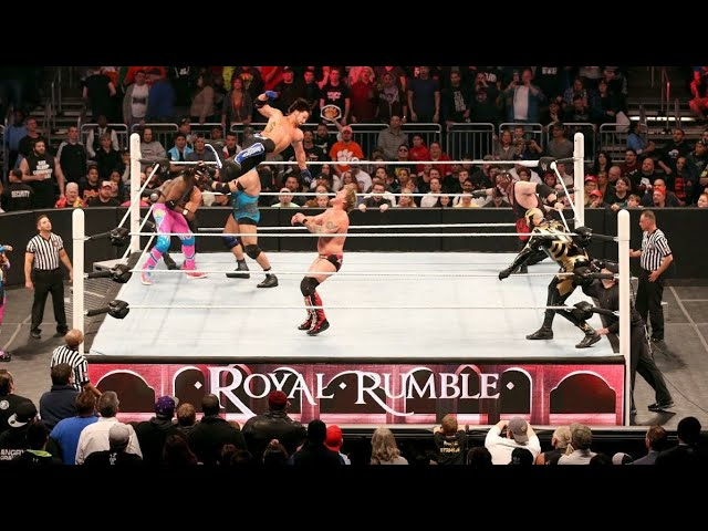 Photo of Royal Rumble 2016 Match