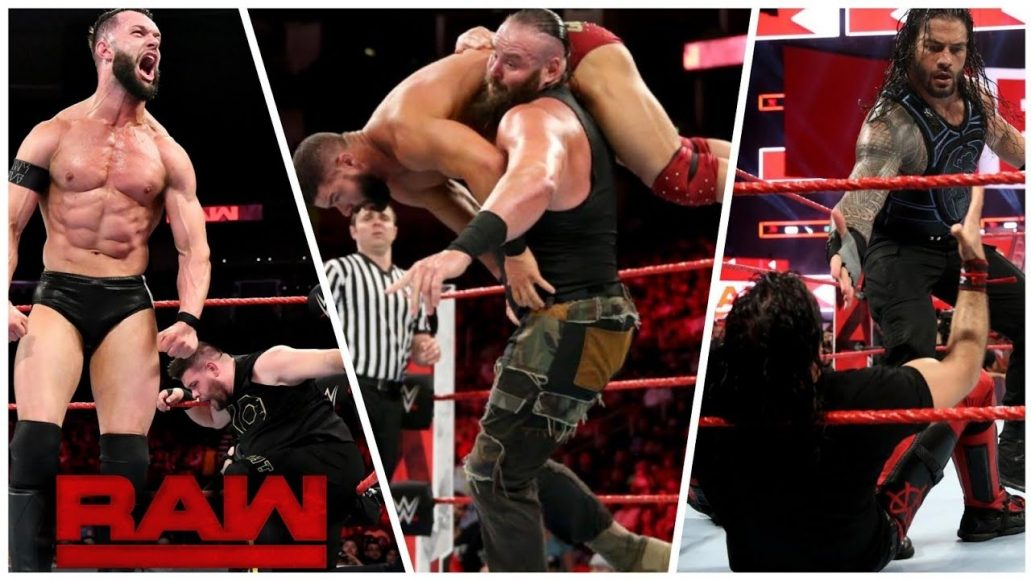 Photo of Wwe Raw 05-06-18 Highlights