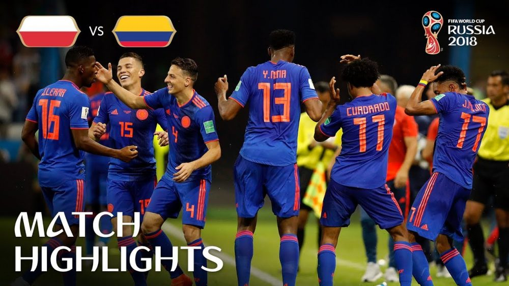 Photo of FIFA World Cup Russia 2018 Match 31 Highlights