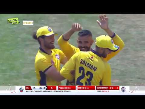 Photo of Global T20 Canada 2018 Match 3 Highlights