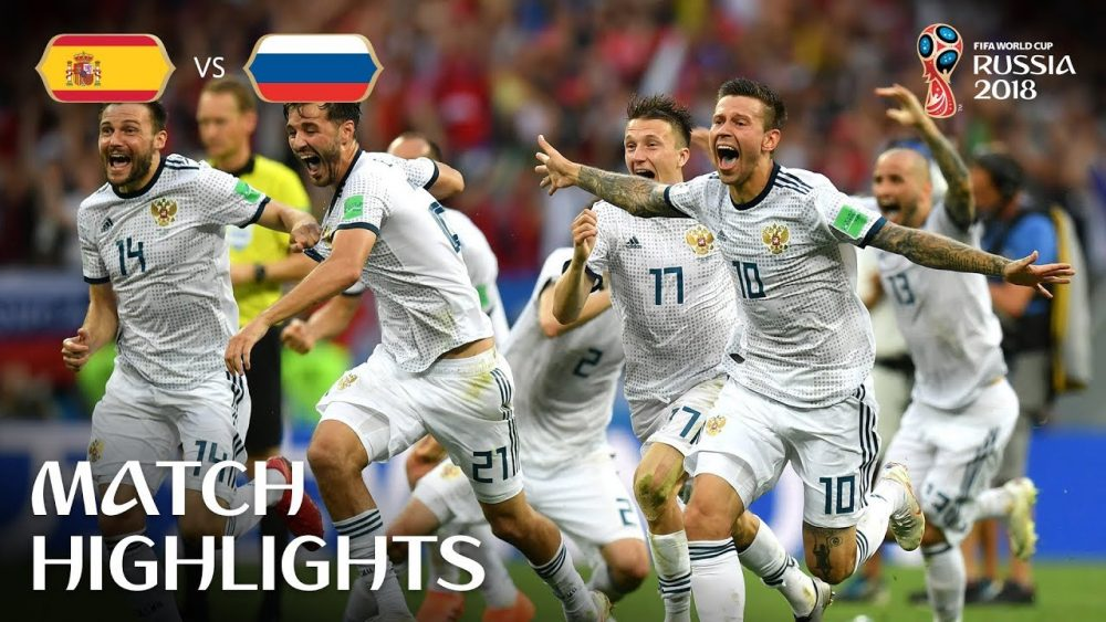 Photo of FIFA World Cup Russia 2018 Match 51 Highlights