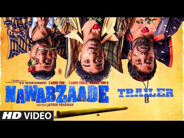 Photo of OFFICIAL TRAILER: NAWABZAADE