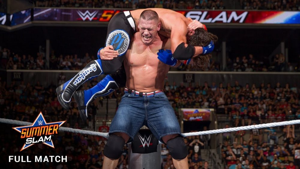 Photo of FULL MATCH – John Cena vs. AJ Styles: SummerSlam 2016