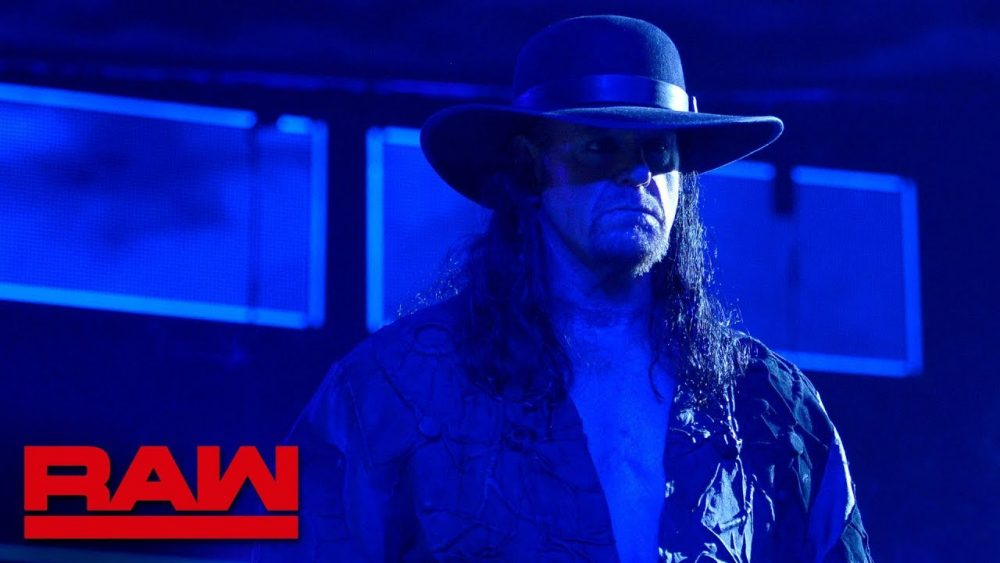 Photo of The Undertaker isn't coming alone to WWE Super Show-Down 2018