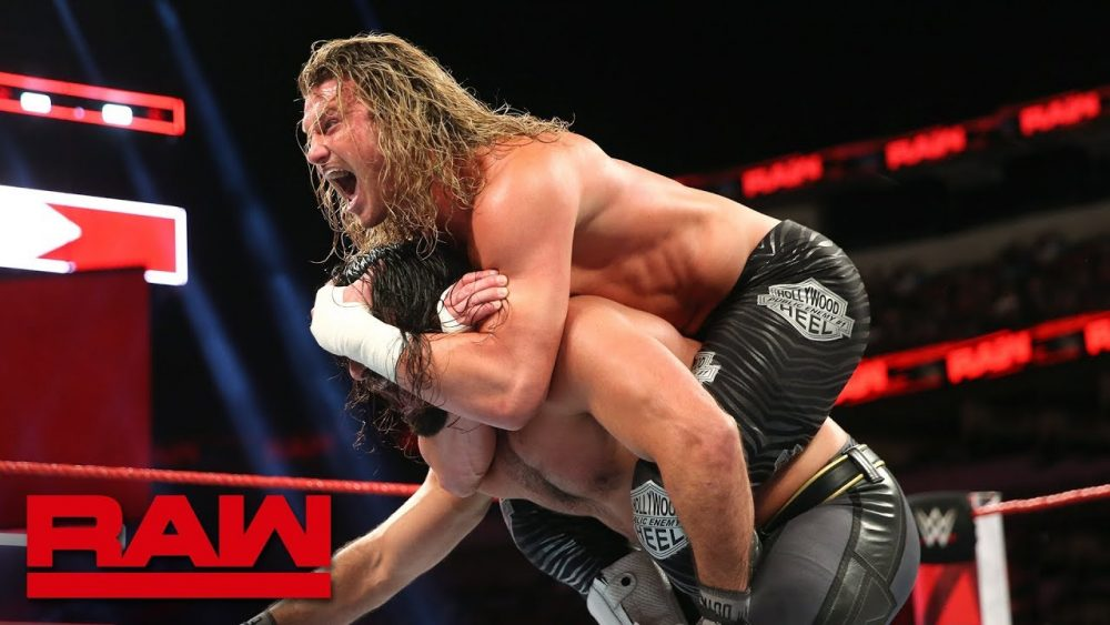 Photo of Seth Rollins vs. Dolph Ziggler – Intercontinental Championship